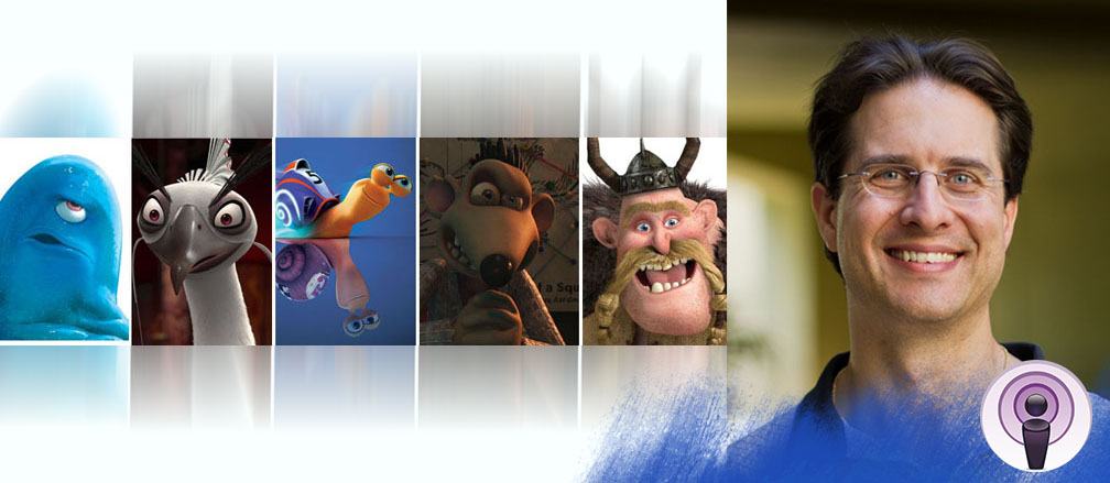 Interview with DreamWorks animator Bill Tessier