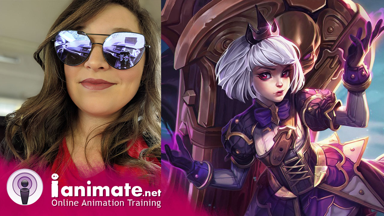 Interview with Blizzard Entertainment Sr. Animator Lana Bachynski
