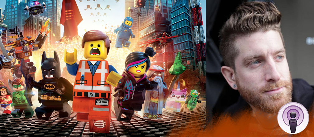 Interview with Lead Animator of The Lego Movie - Mathieu Dimuro