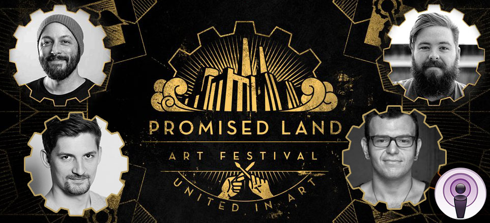 Roundtable Interview with Animation Speakers of Promised Land