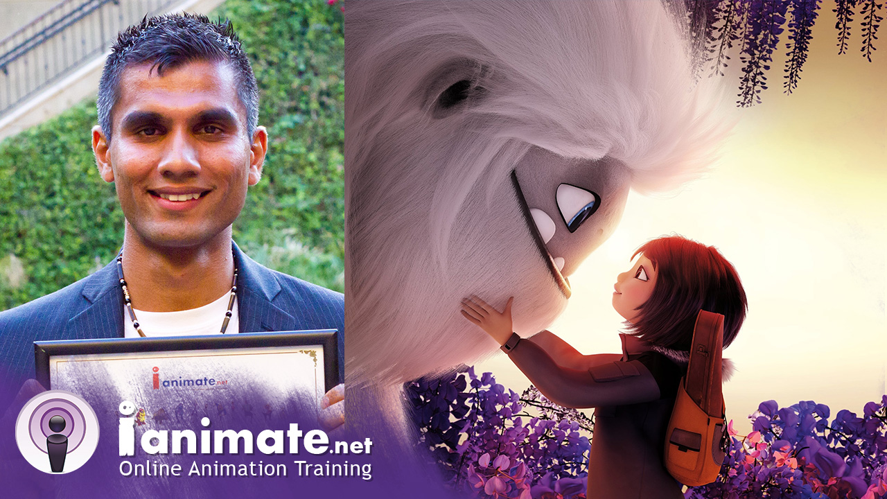 Interview with Dreamworks Supervising Animator Ravi Kamble Govind