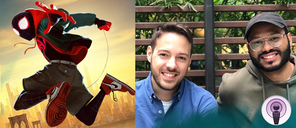 Inteview with Spider-Man: Into The Spider-Verse Animators