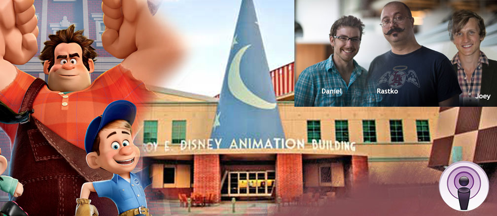 Interview with WDAS Animators & iAnimate Alumni