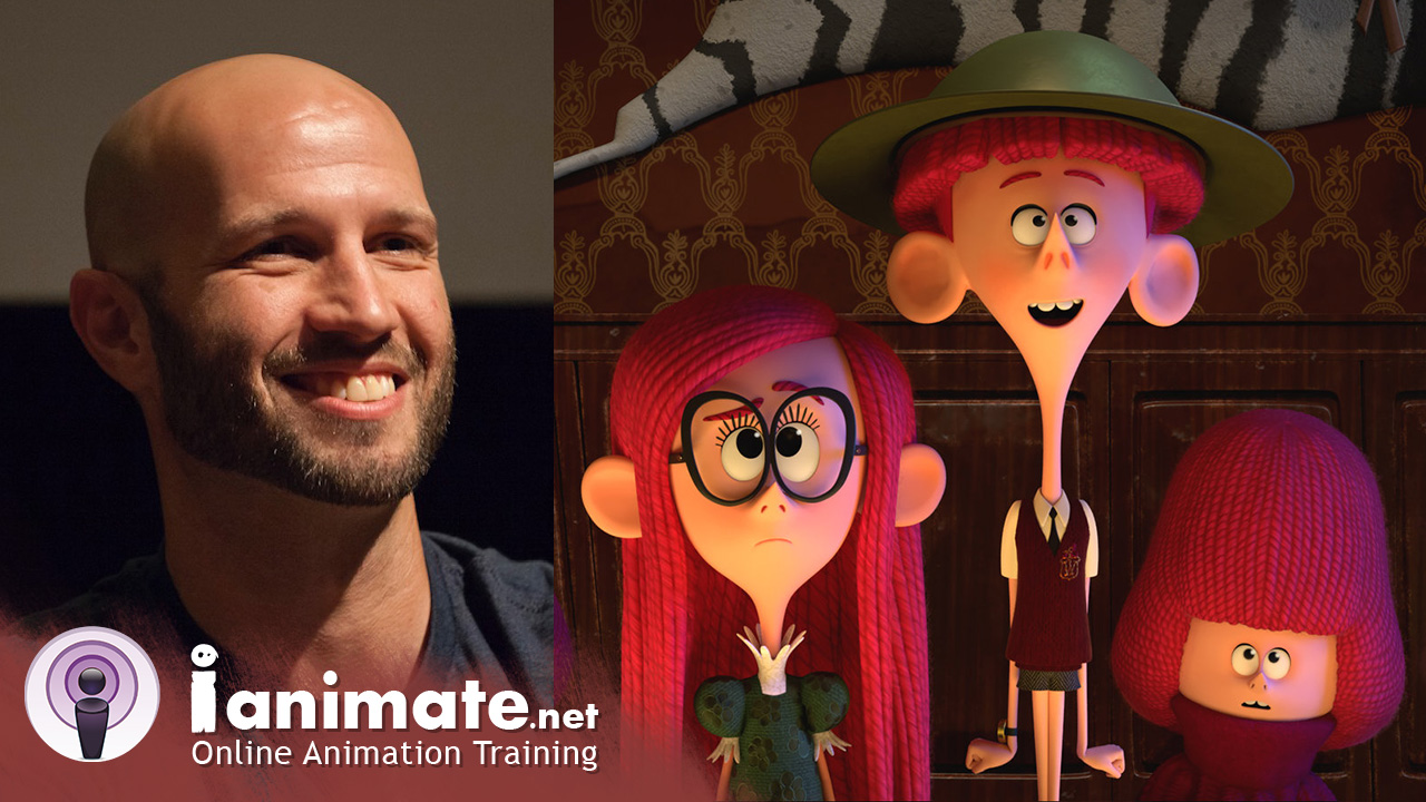 Interview with Animation Supervisor Wes Mandell