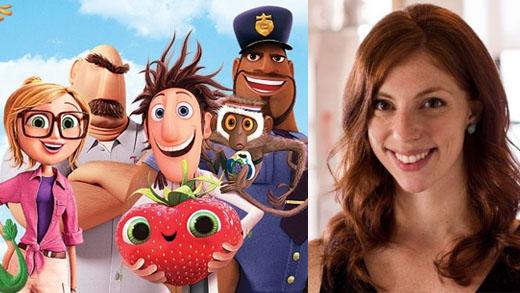 Anna White - Feature Animator