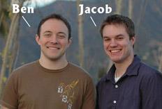 Interview with DreamWorks animators Jacob Gardner and Ben Willis
