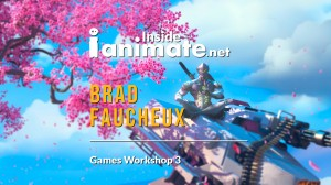 Inside iAnimate with Brad Faucheux - Ep. 26