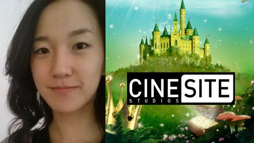 Jenna Byun - Feature Animator