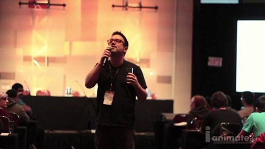 iAnimate Instructor Spotlight - Ken Fountain