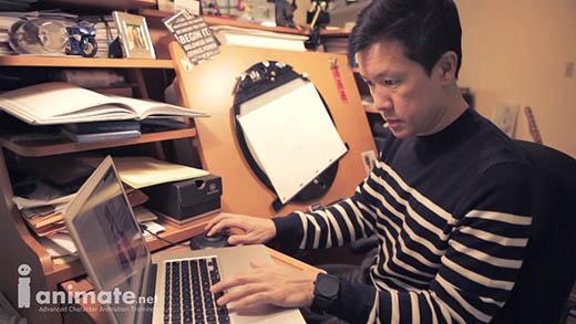 iAnimate Instructor Spotlight - Ted Ty