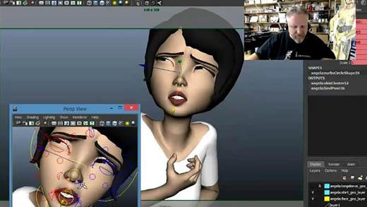 Polishing Facial Animation with Jason Ryan
